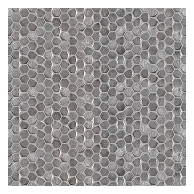 Gravity Aluminium Hexagon Metal In 2019 Textured Walls