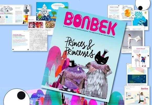 Magazine créatif Bonbek