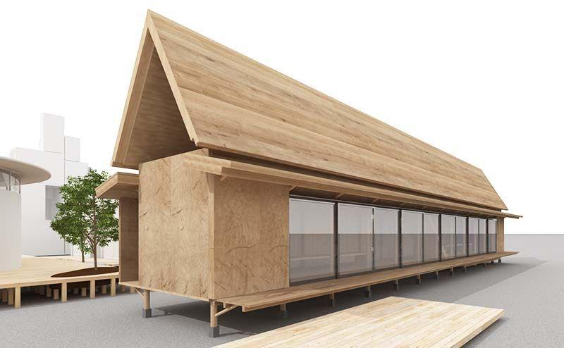 今週のトピックは、Airbnb(エアビーアンドビー)が奈良県・吉野に「コミュニティセンター」を建築することだ。かなりリアルに食い込んだ例になっており、米メディアは「Airbnbが都市計画に進出した」としている。エクスペリエンス・デザインの新しい拡張例かもしれない。