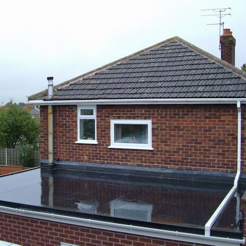 If You Have A Flat Roof Then The Chances Are That One Day