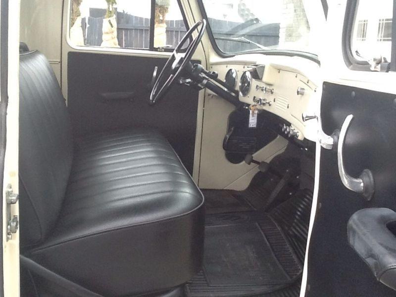 Kijiji: 1951 International Harvester L100 Pickup Truck - AFTER ...