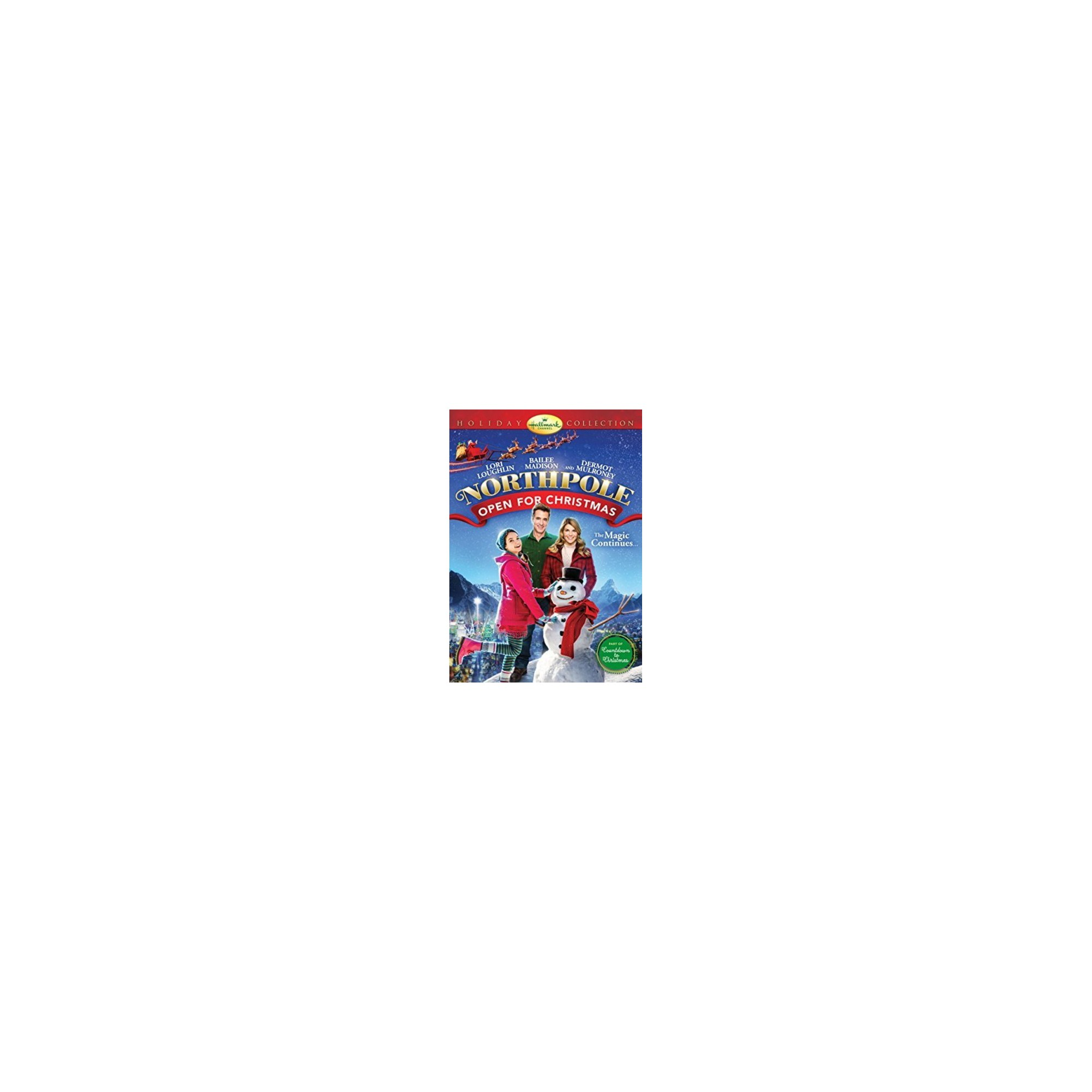 Northpole:Open For Christmas (Dvd) | Products