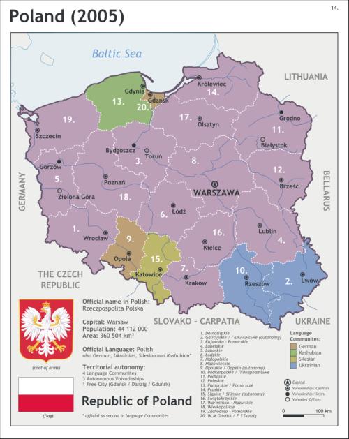 Alternative Poland after World War 2. | Landkarte, Polen und ...