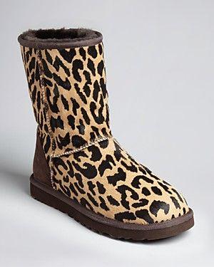 UGG® Australia Boots - Classic Short Exotic | Bloomingdale's