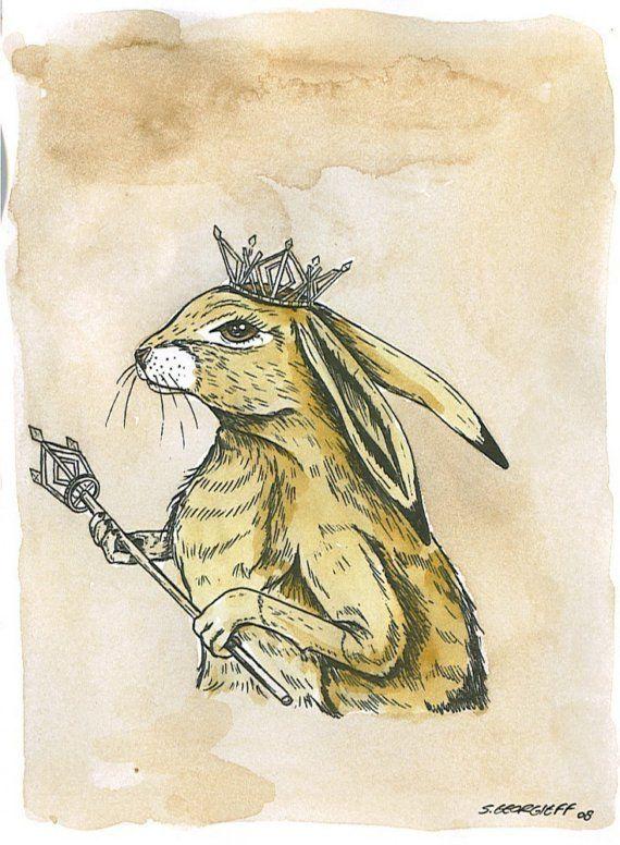 Hare Queen