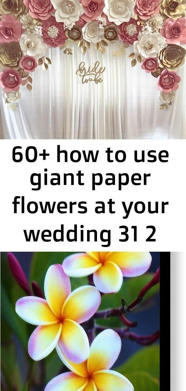 how to use giant paper flowers at your wedding  Paper Flower Backdrop Wedding 60 how to use giant paper flowers at your wedding 60 how to use giant paper flowers at your...