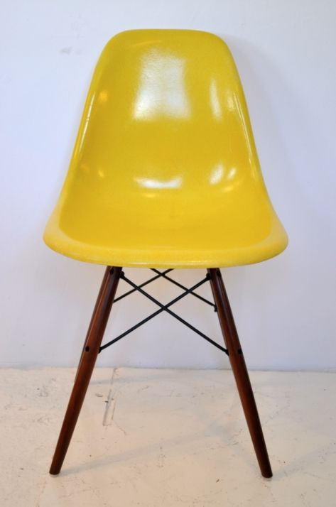 Yellow My To Chair Have At Mustard Kitchen Eames Would These Love OPkZuXi