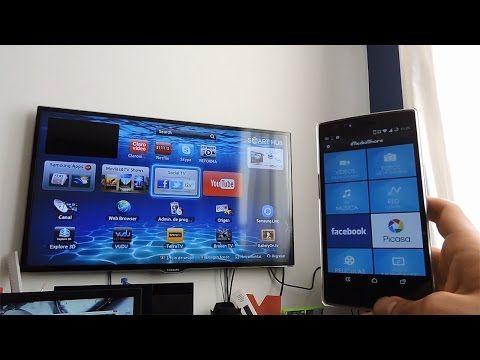 Conectar celular Android a LG Smart TV por Wi-Fi Direct sin
