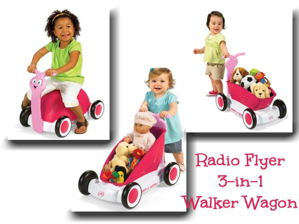 Pink Radio Flyer Walker Wagon Altin Northeastfitness Co
