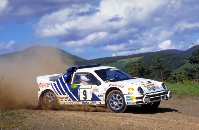 Ford RS200  Cars  Trucks  Pinterest  Ford Rally car and Cars