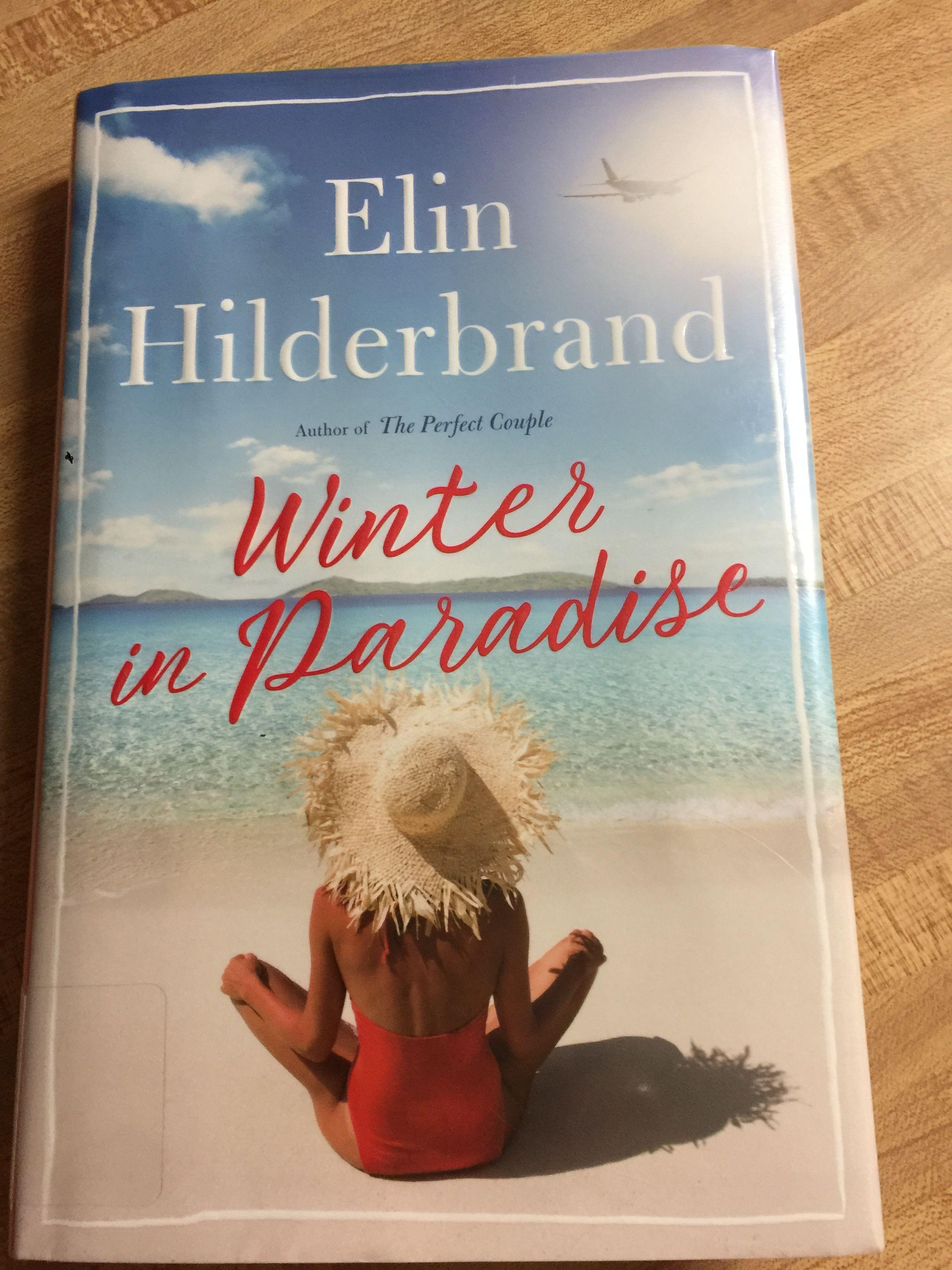 Winter in Paradise Elin Hilderbrand Beach books, Ebook