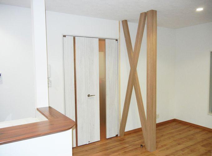 価格 Com 和室を改装して広いldkに リビングのリフォーム事例