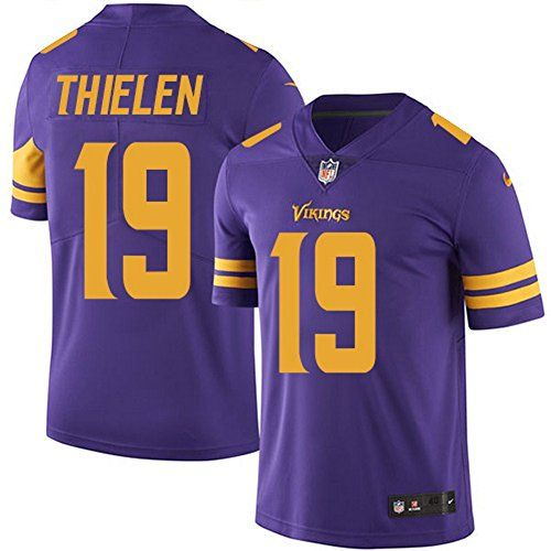 huge selection of f9054 07439 Adam Thielen Color Rush - Large | Favorite players | Nfl ...