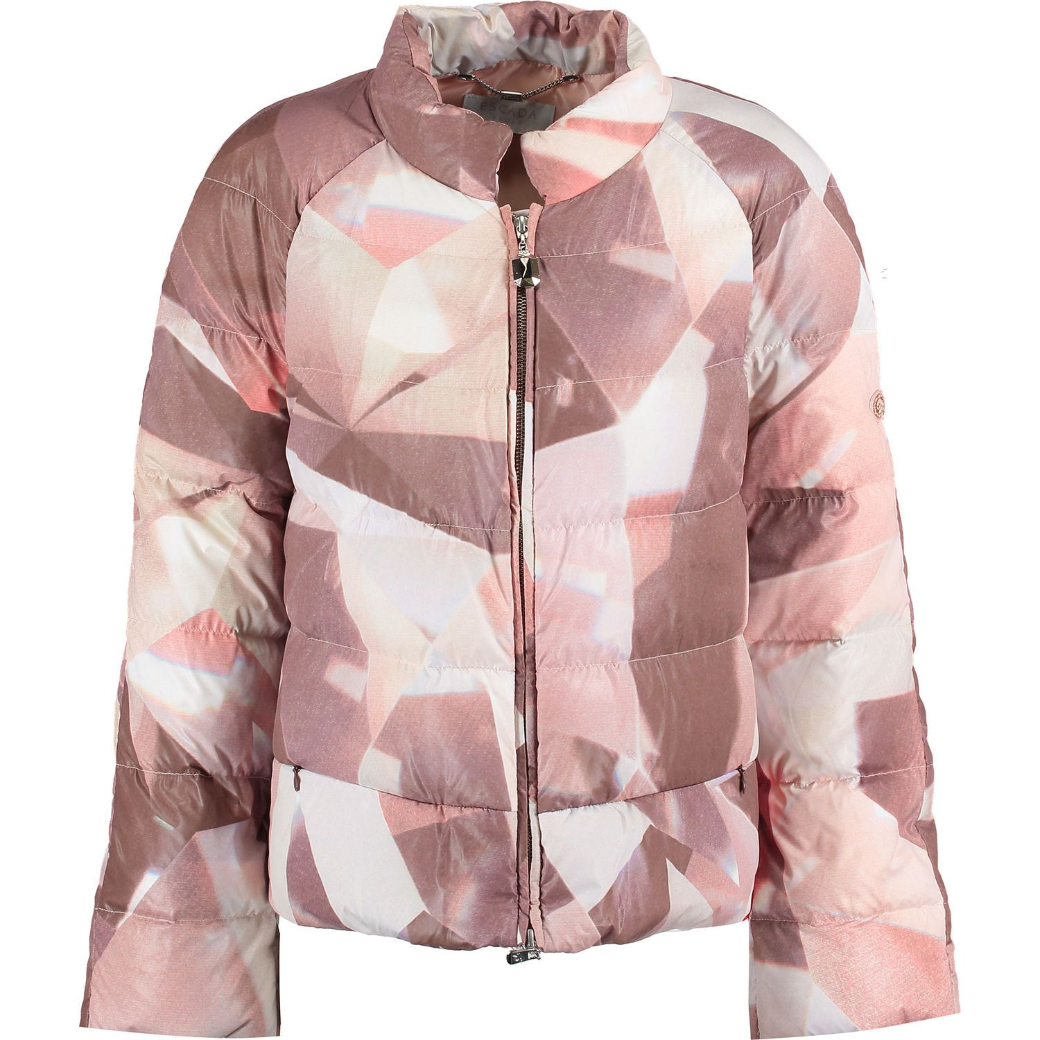 c75bb0b7a Pink Feather   Down Jacket - Jackets   Coats - Clothing - Women - TK ...