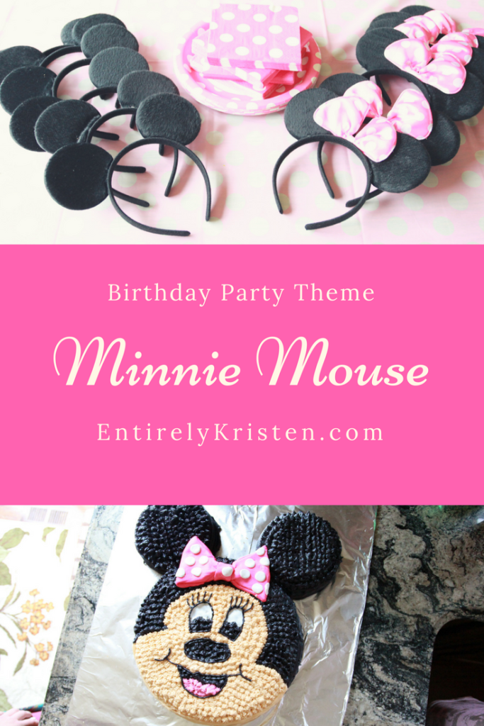 Minnie mouse themed birthday party birthday party themes minnie minnie mouse themed birthday party ideas do it yourself first birthday party theme solutioingenieria Choice Image