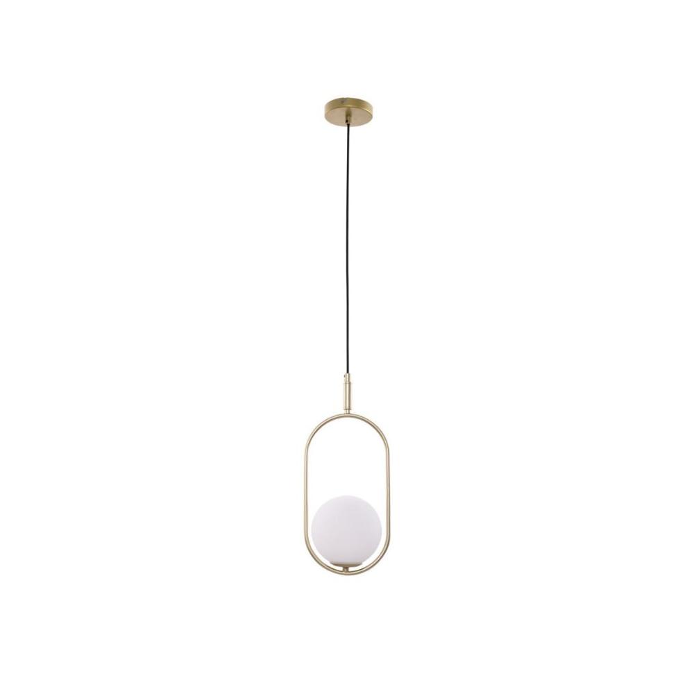Lampa wisząca CORDEL złota G9 CANDELLUX Żyrandole, lampy