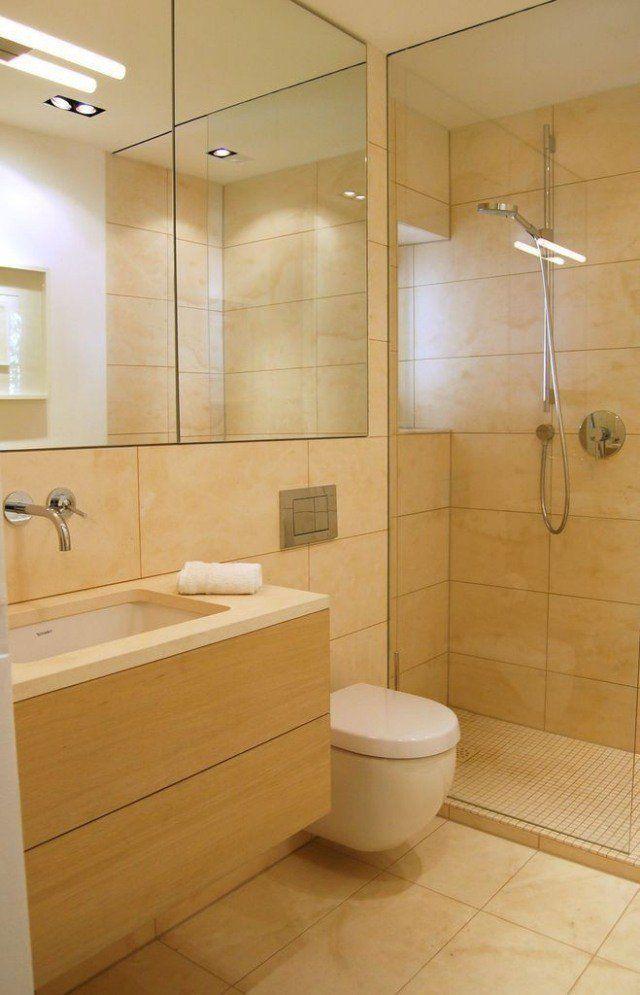 petite salle de bains 47 id es inspirantes pour votre espace petite sdb pour yves. Black Bedroom Furniture Sets. Home Design Ideas