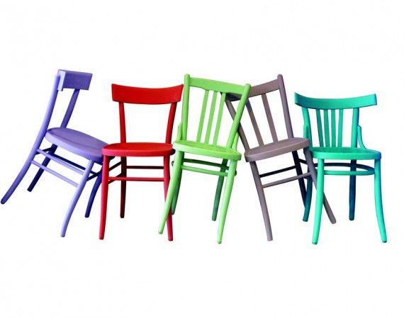 High Quality Un Esempio Di Upcycling: Sedie Rinnovate Con I Colori Fleur Di Leroy Merlin.