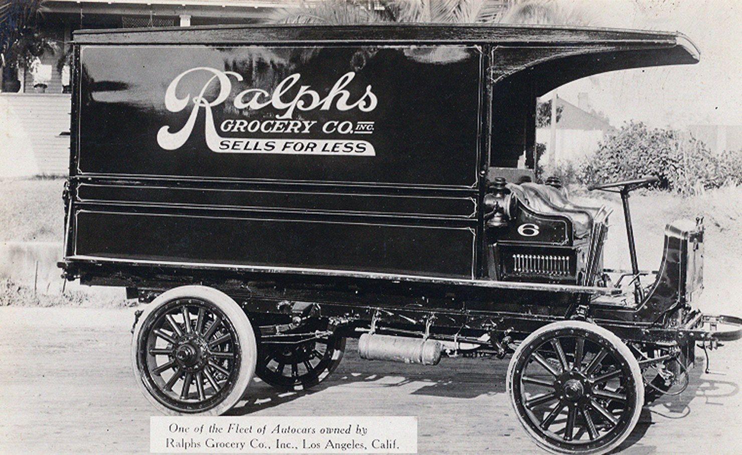 ralphs grocery store truck history pasadena restaurants los angeles california. Black Bedroom Furniture Sets. Home Design Ideas