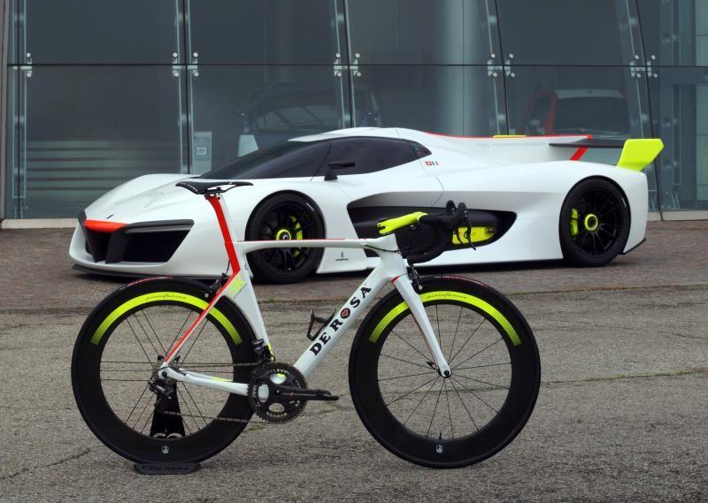 De Rosa Pininfarina Bicycle Design Citazioni Migliore Amicizia