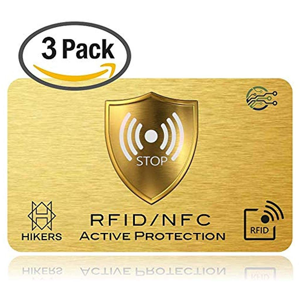 Carte Anti Rfid Nfc Protection Carte Bancaire Sans Contact 1