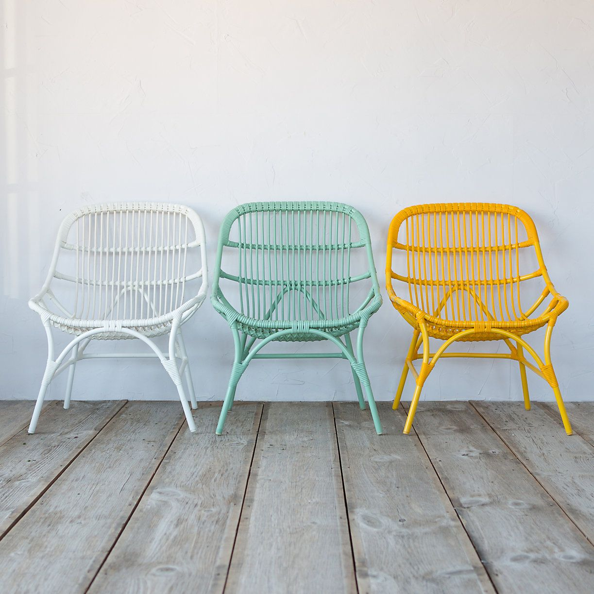 Open Weave All Weather Wicker Side Chair In Outdoor Living Outdoor Seating  At Terrain Part 76