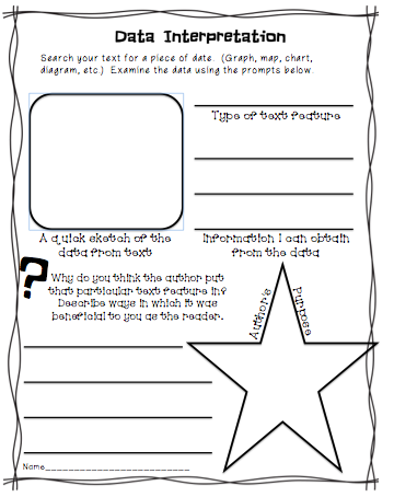 Informational text graphic organizers for your guided reading table.  $