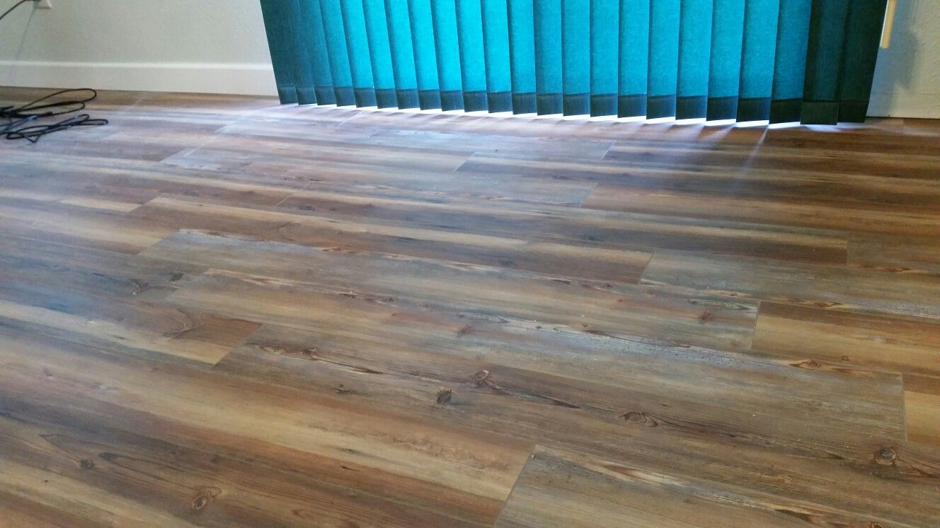 Blue Ridge Pine Vinyl By Smartcore Sold At Lowes Wood