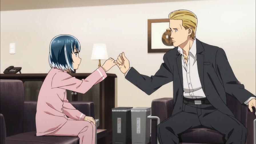 Anime Series Like Hinamatsuri Anime, Anime love, New