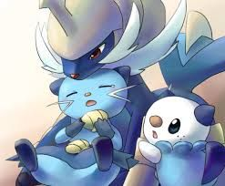 Samurott, Dewott & Oshawott - Pokemon ~ DarksideAnime | Pokemon ...