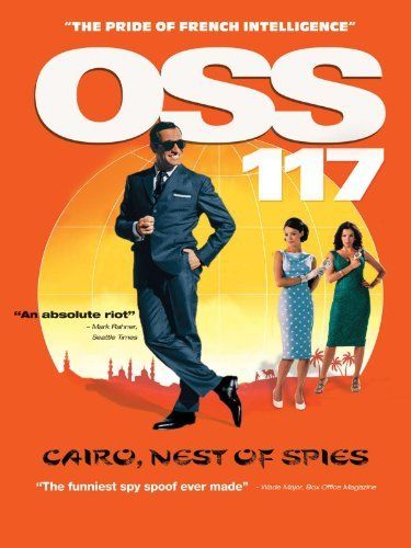 Oss 117 Le Caire Nid D'espions Streaming Hd : caire, d'espions, streaming, Watch, Cairo,, Spies, (English, Subtitled), Online, Amazon, Instant, Video, Dujardin,, French, Movies,