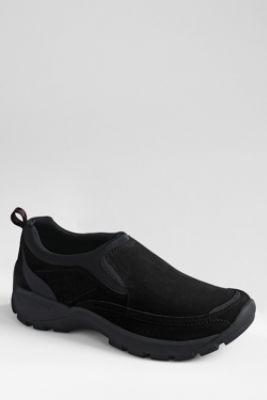 283e5ab1921 School Uniform Men s All Weather Slipon Shoes from Lands  End ...