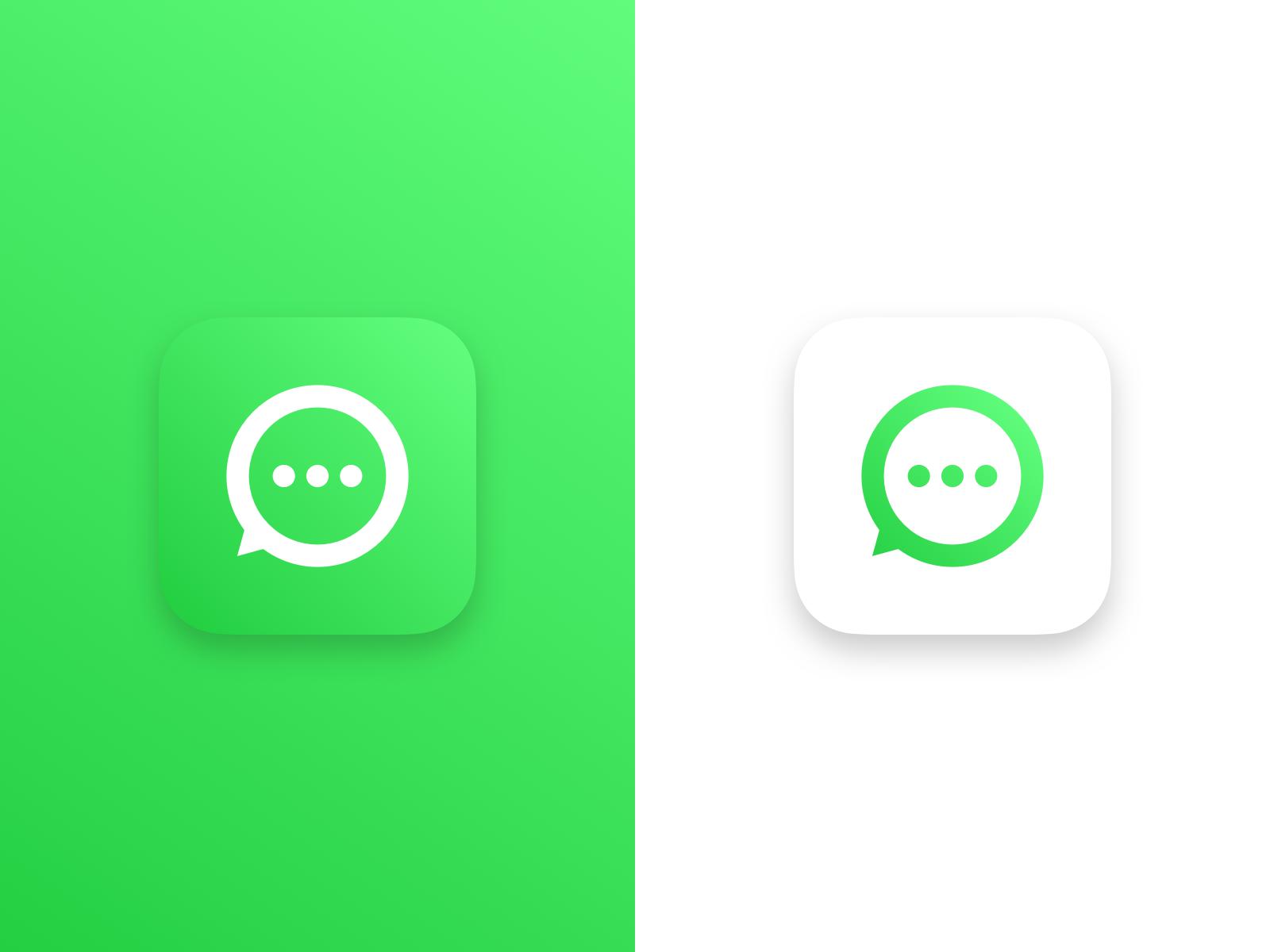 Whatsapp Icon Icon Messaging App Branding