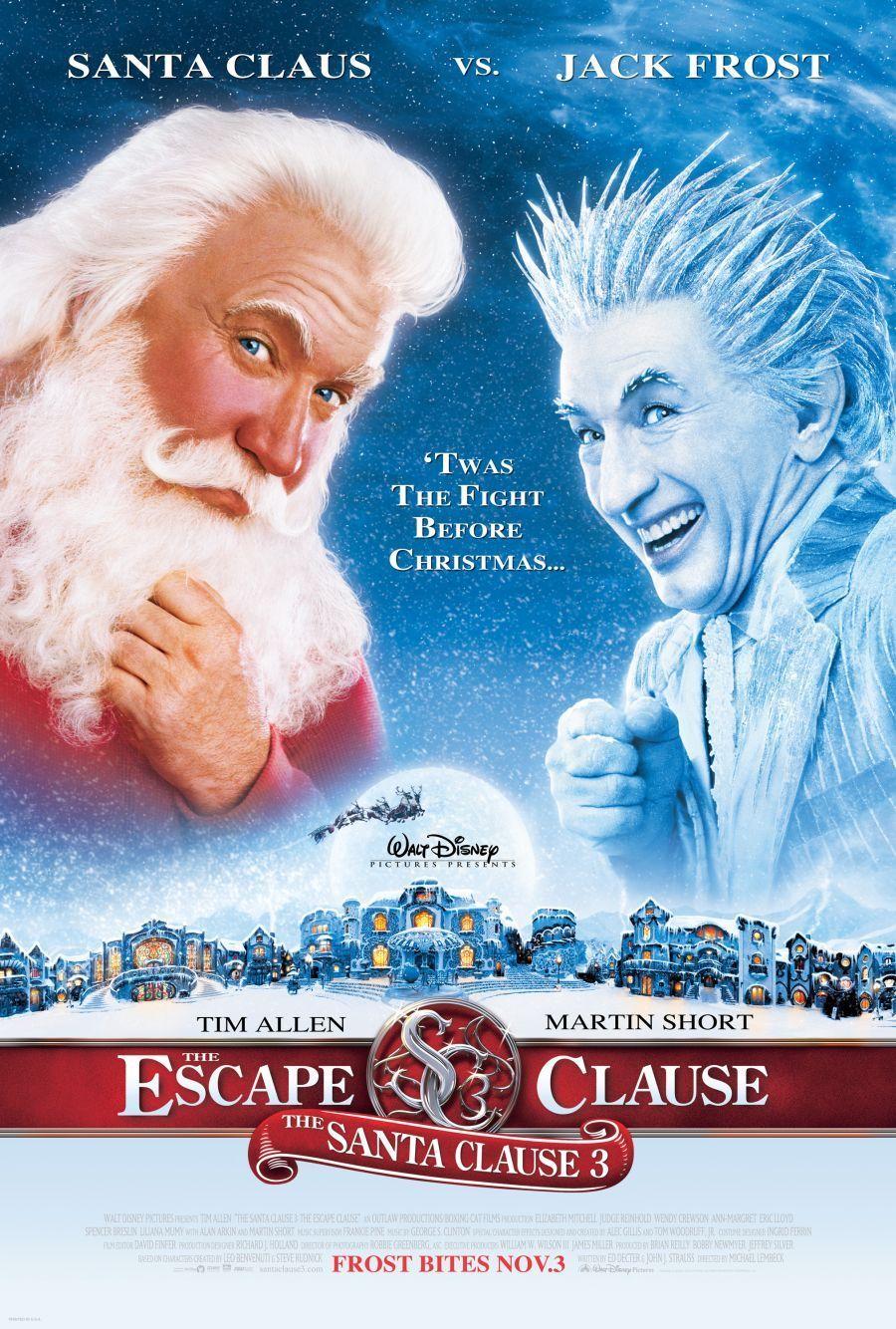 Escape Santa Clause Father Time