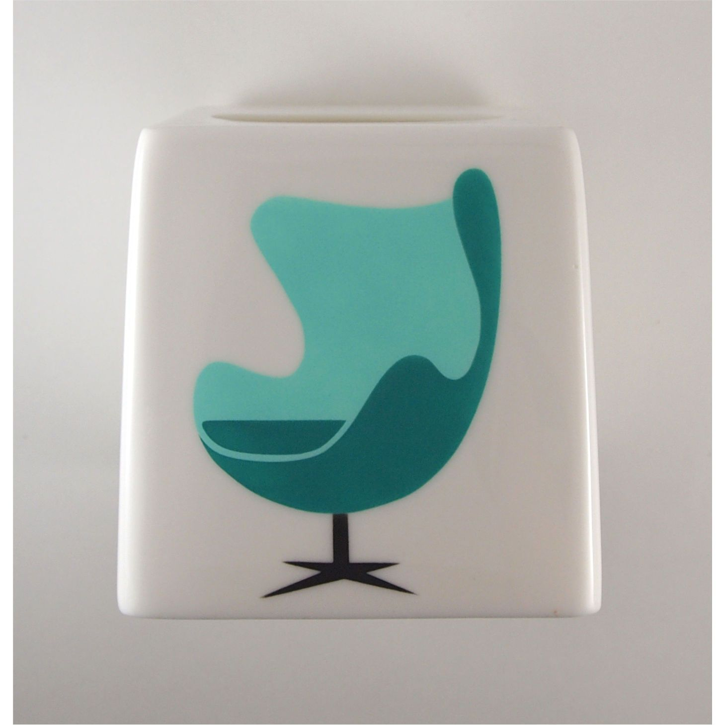 4042-8 Egg Chair stencil