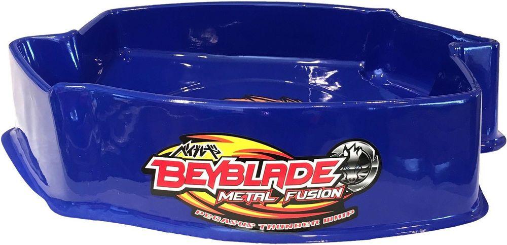 Beyblade Pegasus Thunder Whip Stadium Arena Metal Fusion Beystadium
