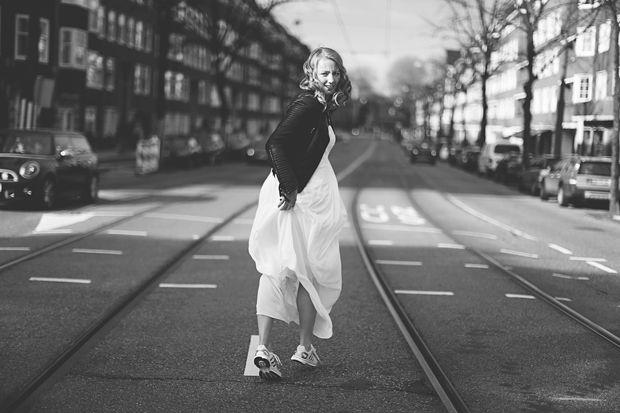 GirlsLove2Run - Say yes to the dress Photography: http://www.joycebongers.nl/