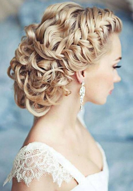 Strange 1000 Images About Hairstyles On Pinterest Wedding Hairstyles Short Hairstyles Gunalazisus