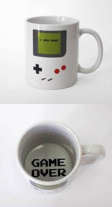 Superior Nintendo Mug...could Use This At Work. See More At Https: