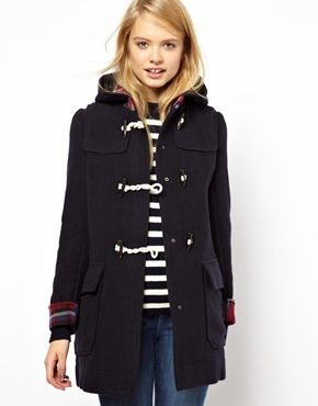 Womens Duffle Coat Australia - Coat Nj