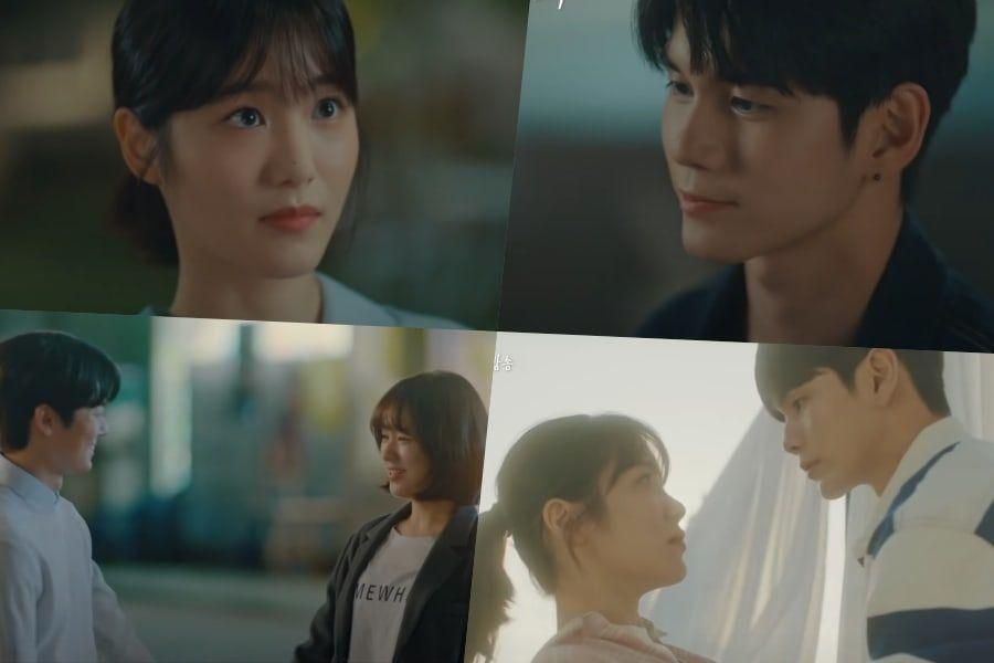 "Watch: Shin Ye Eun And Ong Seong Wu's New Drama ""More Than Friends"" Highlights Different Types Of Relationships In New Teaser"