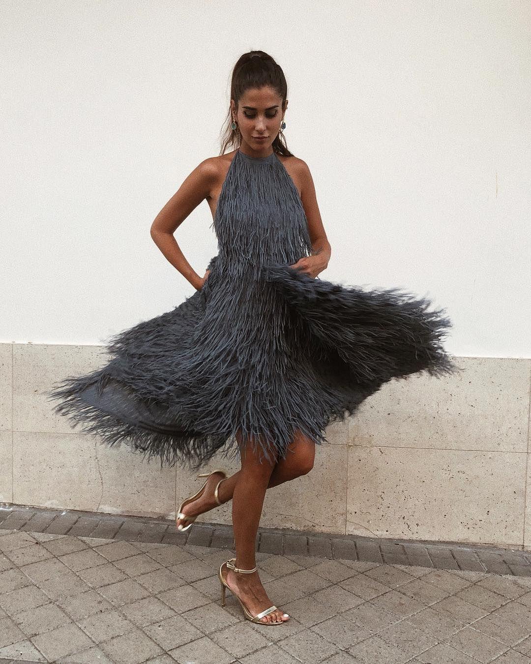 Marta Ortega: cómo conseguir su vestido con flecos de Zara