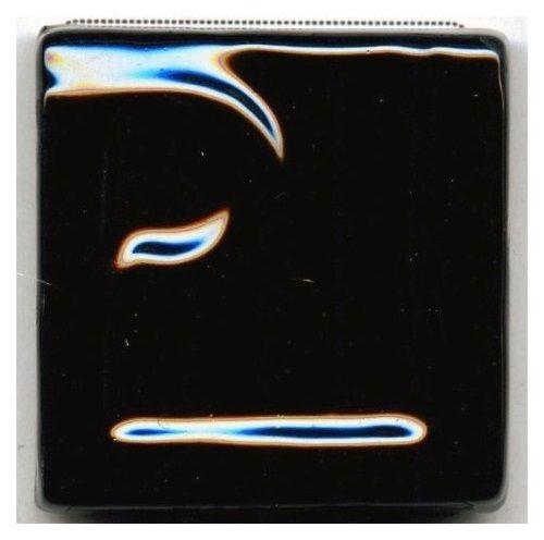 Глазурь ETSP-23 (200 г) черная   картинка, интернет-магазин Керамистам.ру - товары для гончаров и керамистов.