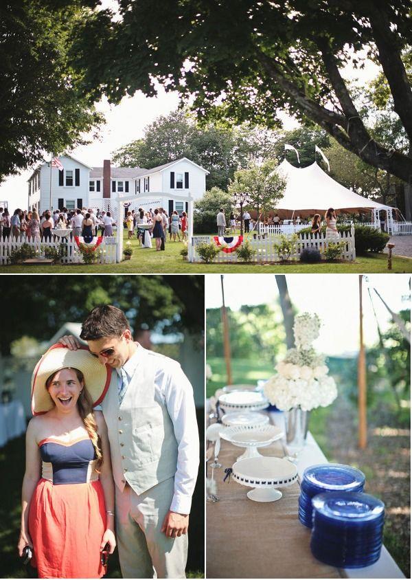 Cape Cod Wedding Ideas Part - 28: Cape Cod Wedding.