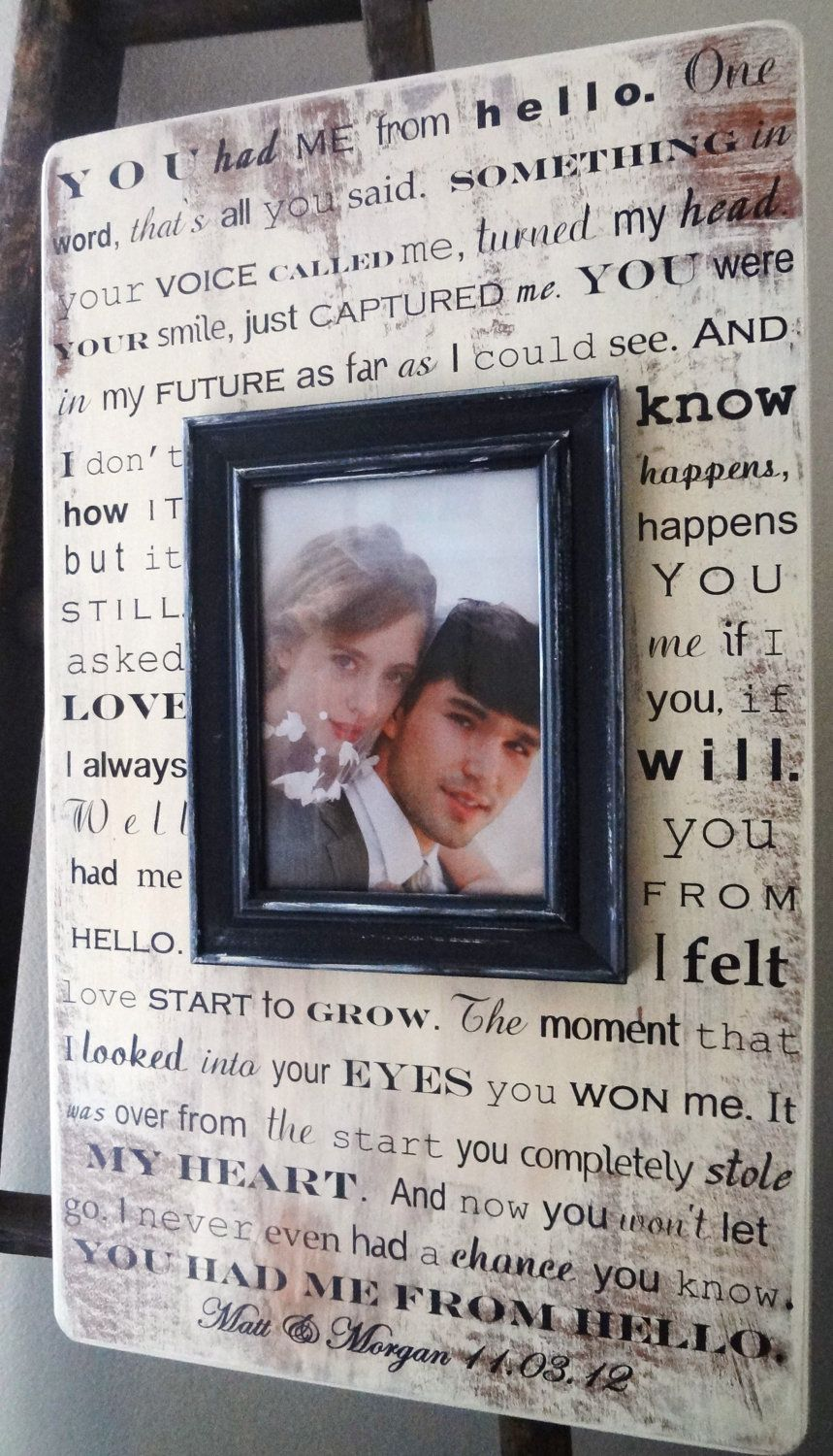 Bride and groom picture frame gallery craft decoration ideas wedding anniversary birthday frame 22 x 13 gift for bride and wedding anniversary birthday frame 22 jeuxipadfo Gallery