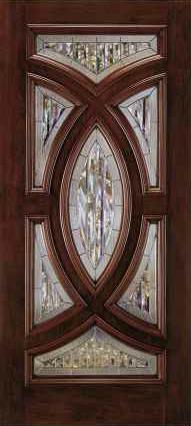 Jeld Wen A252 Aurora Custom Fiberglass Glass Panel Door Glass Design Glass Doors Interior Wood Front Entry Doors