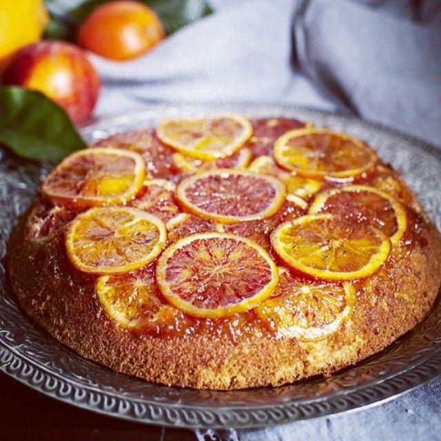 On my blog now! Photos and recipe dairy-free upside-down blood orange cake. #food #instamatic #instafood #foodie #foodobsession #italian #recipe #foodblog #blog #orange