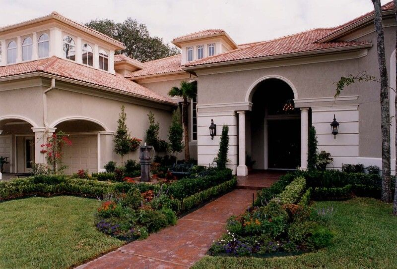 cool landscaping ideas landscape company name ideas courtyard