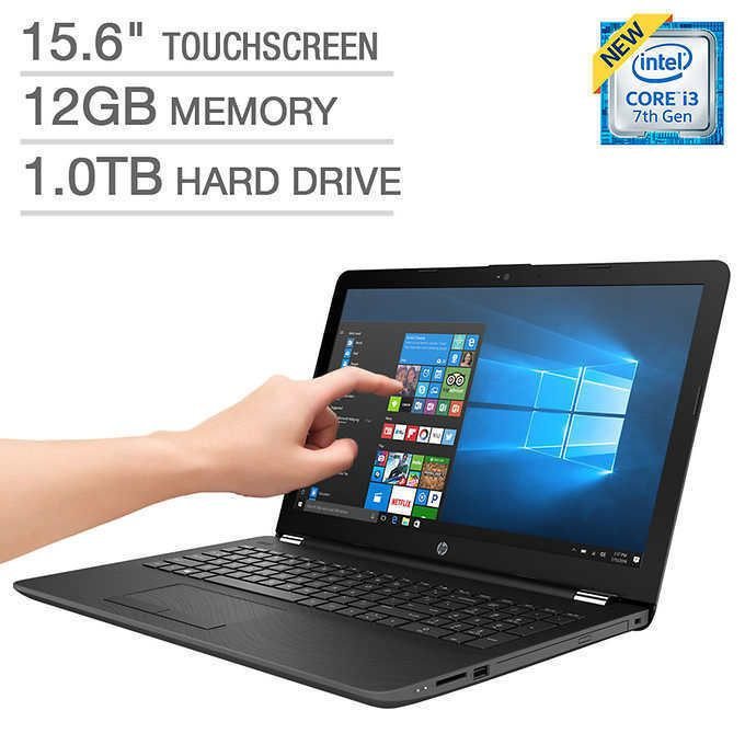 New Hp 15 Bs033cl Touchscreen Laptop Notebook 15 6 Touchscreen 12gb 1tb Pc Touch Screen Dell Inspiron 15 5000 Touch Screen Computer