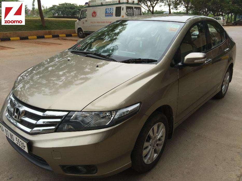 Used 2013 Honda City 1.5 V MT for Rs. 850000 in bangalore